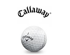 Callaway logobollar