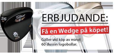 Logobollar erbjudande