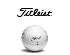 Titleist logobollar